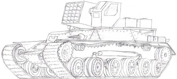 試製対空戦車